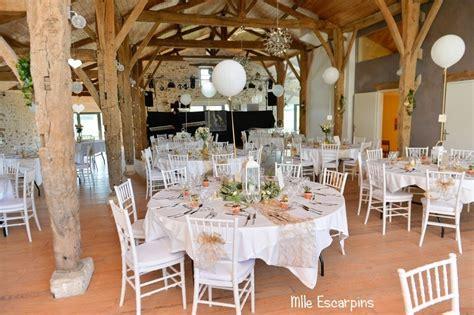 decoration salle mariage chic photos design de maison