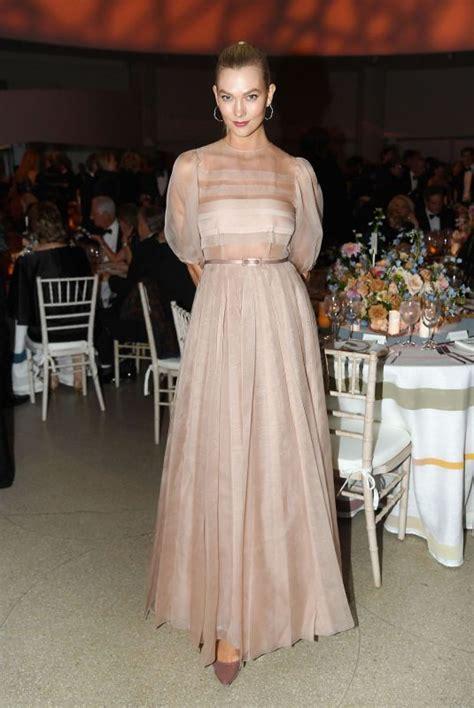 Karlie Kloss Guggenheim International Gala Pre Party