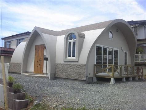 dome house hut house arch house