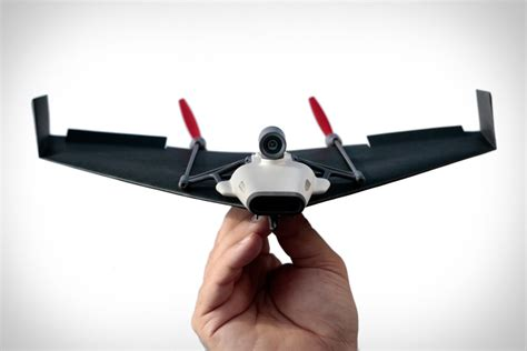 powerup fpv paper airplane drone uncrate