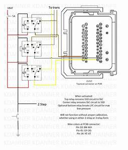 Trans Brake Wiring Schematic  Can Somebody Check This