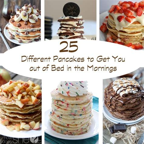 different pancake recipes 25 pancake recipes to get you out of bed in the morning