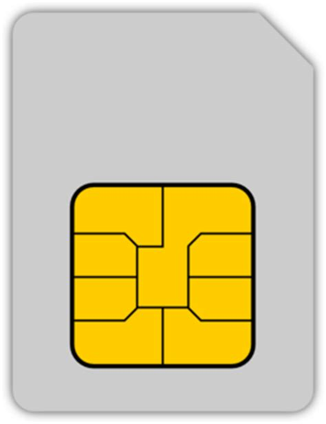 sim card mobile phone clipart iclipart royalty