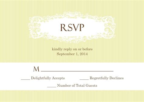 rsvp cards for weddings wording please rsvp by wording images