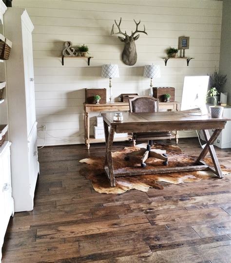small wooden side table remodelaholic how to install a shiplap wall rustic