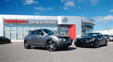 Tony Nissan by Spotlight Canadian Stillen Dealers Tony Graham Infiniti