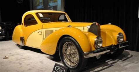 This bugatti type 57sc is famous in its own right, having earned the best of show at the 2003 pebble beach concours d'elegance. Bugatti Type 57SC Atlantic Coupe z 1937 roku szuka nowego właściciela-milionera