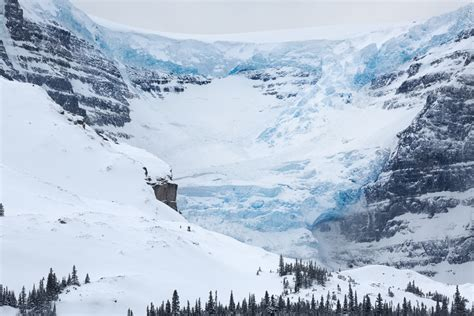 Athabasca Glacier | Hiking Photography