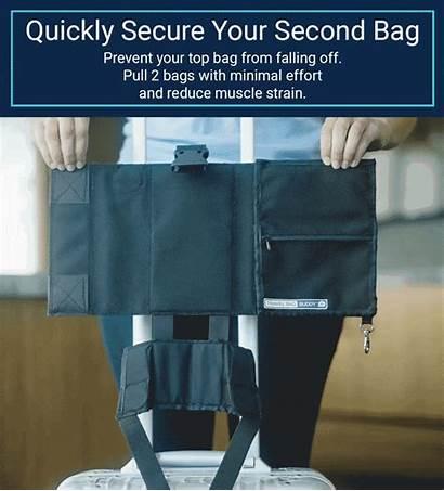 Bag Travel Secure Strap Buddy Organizer Quick
