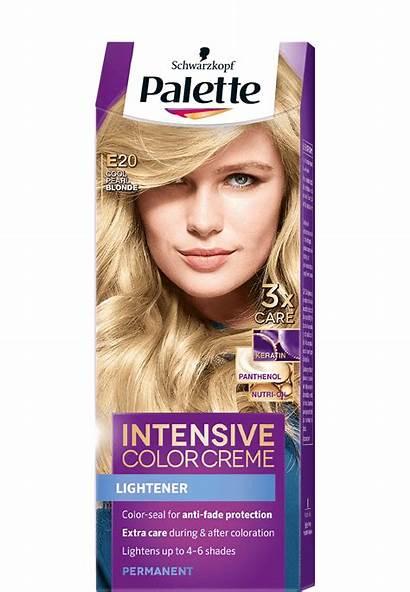 Creme Intensive Palette Blonde Ice Schwarzkopf Icc