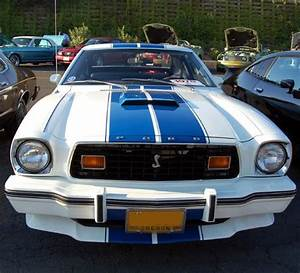 The Second Generation Ford Mustang (1974-1978)