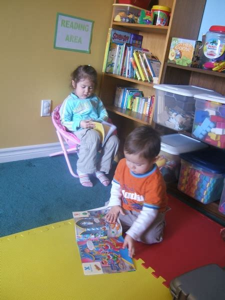 learning is home day care in markham infant toddler 987 | 1268432607 reading