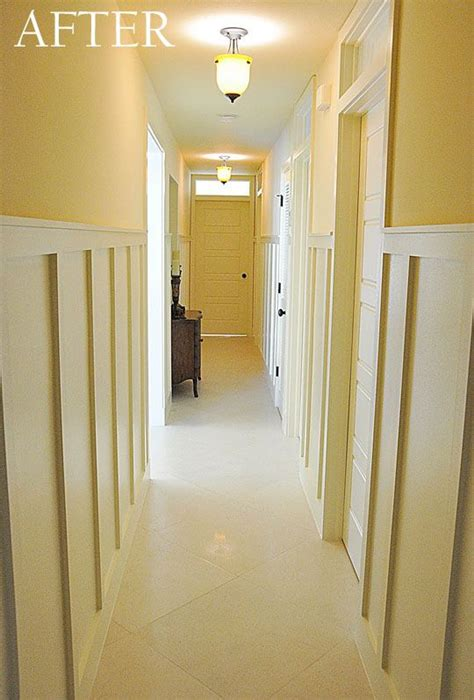 Before & After: A Dark Hallway Comes into the Light | For