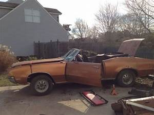 Purchase Used 1972 Buick Skylark Custom Convertible 2