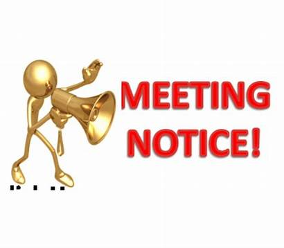 Meeting Board Rescheduled 9am Annual Bod Notice