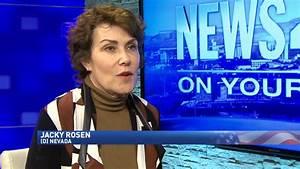 NV Democratic Rep. Rosen files for GOP Sen. Heller's seat ...