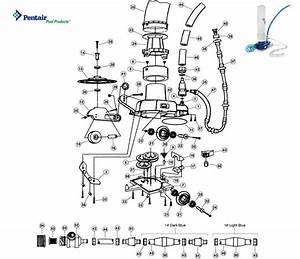 Letro Jet Vac Jv105 Cleaner Parts