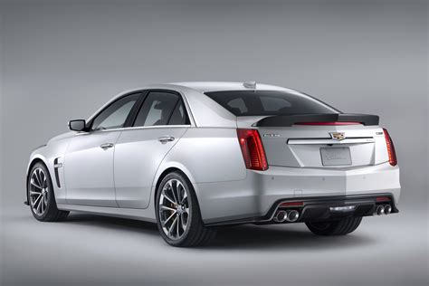 2016 Cadillac Cts-v Is The Most Powerful Cadillac Ever