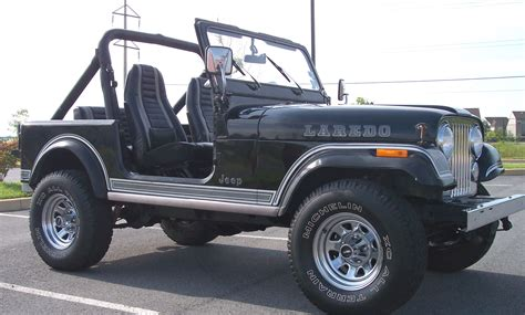 jeep laredo jeep cj 7 laredo photos reviews news specs buy car