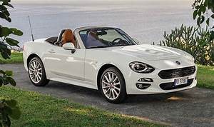 Car Review  Fiat 124 Spider Price  Specs  Pictures And