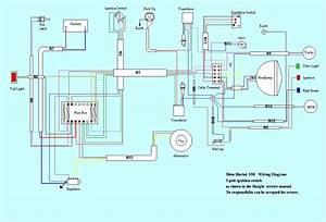 Aermacchi Wiring Diagram