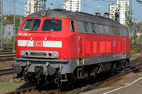 DB V 160 Family
