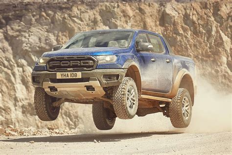 ford ranger raptor updated  ranger lands