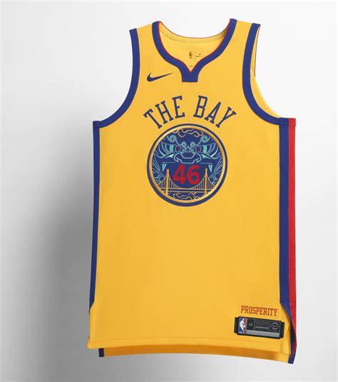 Golden State Warriors - Nike NBA City Edition Jerseys ...