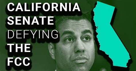 yes ca senate defies fcc approves net neutrality