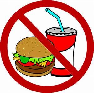 No Junk Food Clipart | Clipart Panda - Free Clipart Images