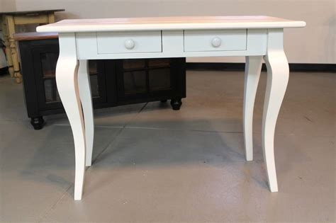 white and wood desk hand crafted small white wood desk by ecustomfinishes