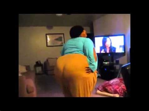 Big Girl Twerking Youtube