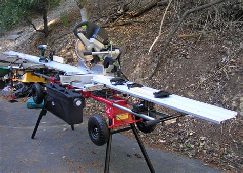 This table saw is the safest and the most stable. Miter Saw Stand | Pro Construction Forum | Be the Pro