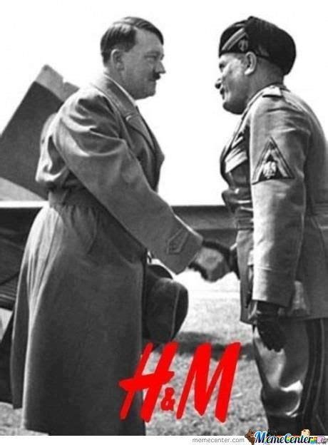 Mussolini Memes - hitler and mussolini by shadowgun meme center