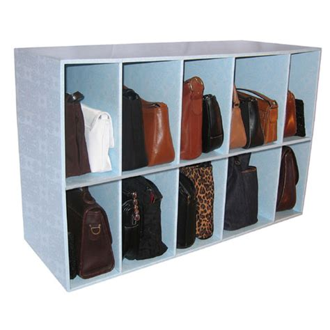 how to store your handbags a shopping s how