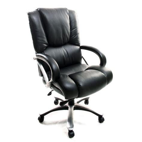 fauteuil de bureau cuir fauteuil de bureau cuir noir titus achat vente chaise