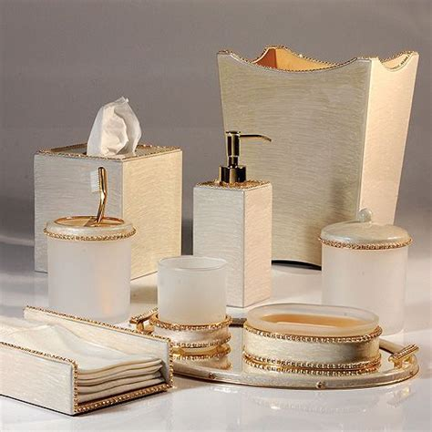 gold bathroom decor gold bathroom accessories sets for the home