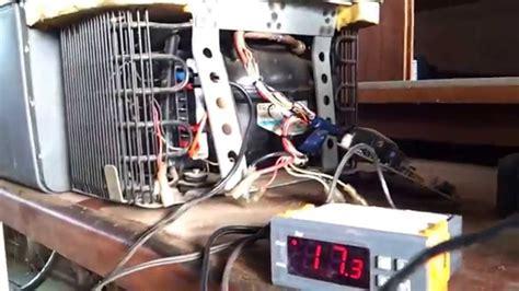 fix waeco ccf    fridge  danfoss compressor youtube