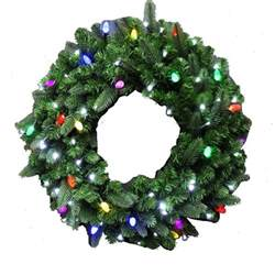 10 best christmas wreaths for the front door in 2017 artificial pre lit winter wreaths