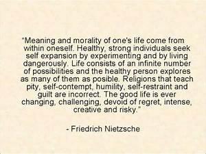 EXISTENTIAL QUO... Existentialism Life Quotes