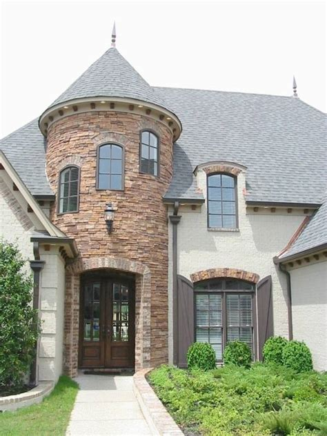 house plans with turrets weatherby 8811 5 bedrooms and 3 baths the house designers