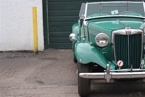 1951 Mgtd Roadster For Sale