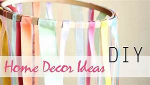 DIY: 3 Easy Summer Home Decor Ideas - YouTube
