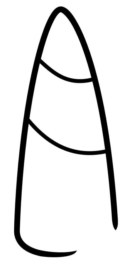 unicorn horn template unicorn horn for pony mask by voodoo tiki on deviantart