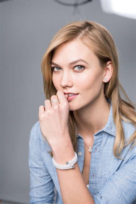 The Secret To Karlie Kloss' Sparkle  Zee Lifestyle