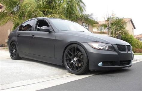 Why Are Black Matte Finishes Becoming Popular On Luxury