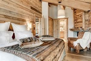 Deco Chambre Bois : visite d co la sivoli re un crin de luxe d contract cocon d co vie nomade ~ Melissatoandfro.com Idées de Décoration