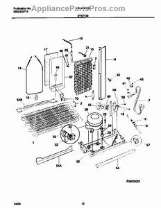 Frigidaire 297216600 Defrost Thermostat