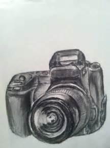 Camera Pencil Drawing