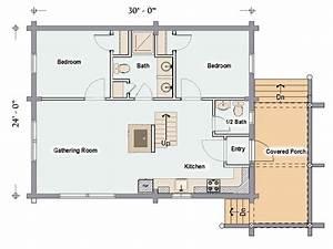 Luxury Log Cabin Home Floor Plans Best Luxury Log Home ...